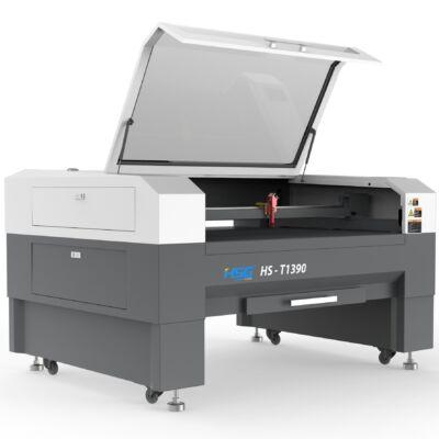 HSG HS-T1390 lézergravírozó és vágógép