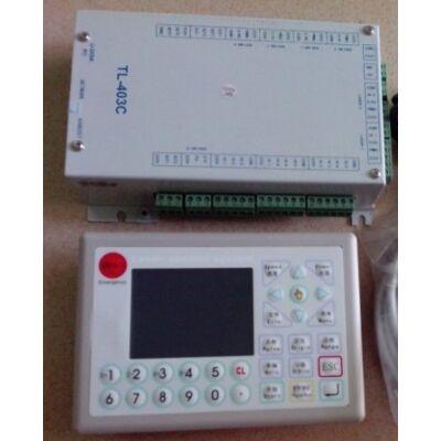 TL403 vezérlő + LCD kezelőpanel