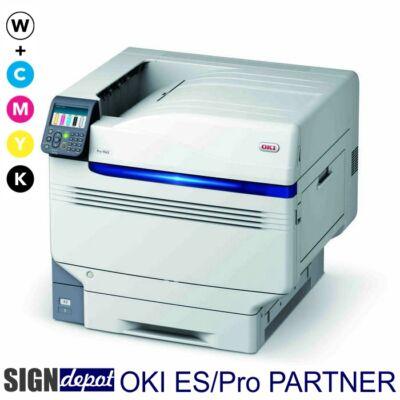 OKI Pro9542dn 5színes A3 lednyomtató