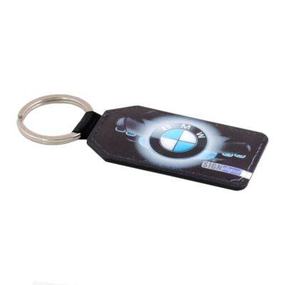 Szublimációs prémium kulcstartó (téglalap alakú)