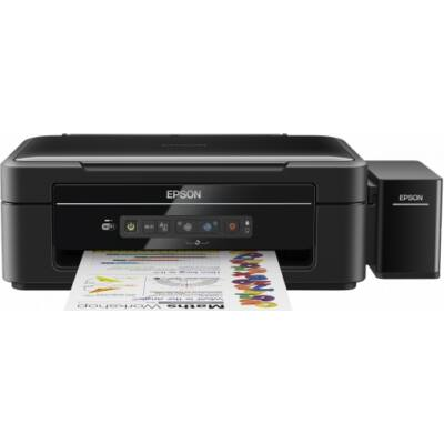 Epson L386 tintasugaras nyomtató + szkenner
