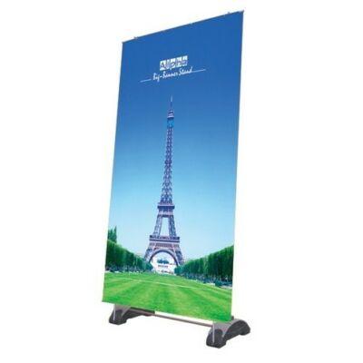 Mobil óriásplakát, molinó állvány 3x2m