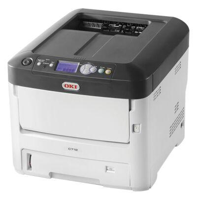 OKI C712N A4 lednyomtató
