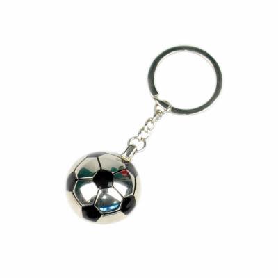 Szublimációs kulcstartó fém- football labda