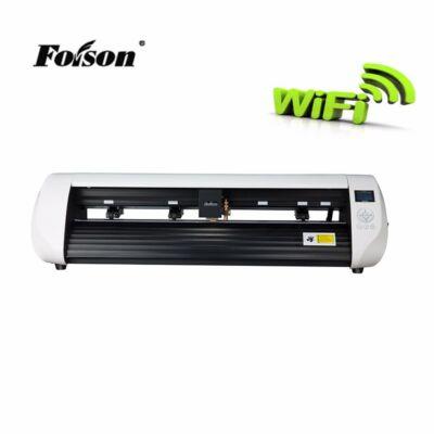 Foison X24 vágóplotter + optikai kontúrvágó + FlexiStarter szoftver + WIFI
