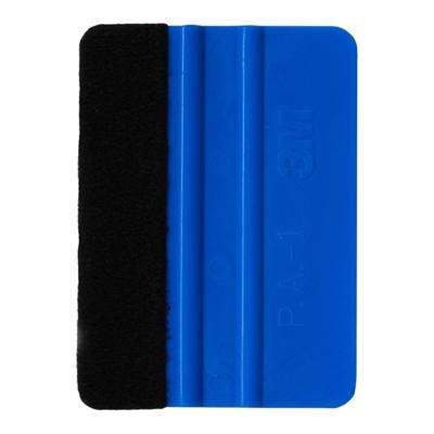 Simító rakli filc bevonattal (kék)