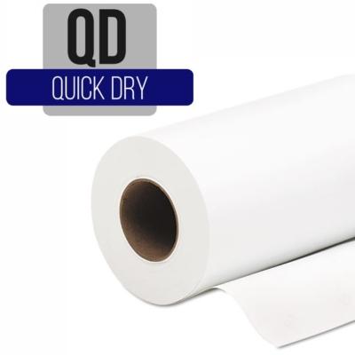 SD-QD tekercses szublimációs transzferpapír