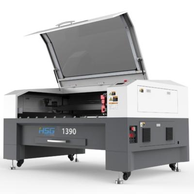 HSG HS-S1390 lézergravírozó és vágógép