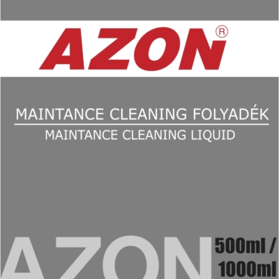 Azon Maintance cleaning folyadék