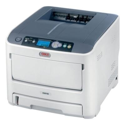 OKI C612N A4 lednyomtató