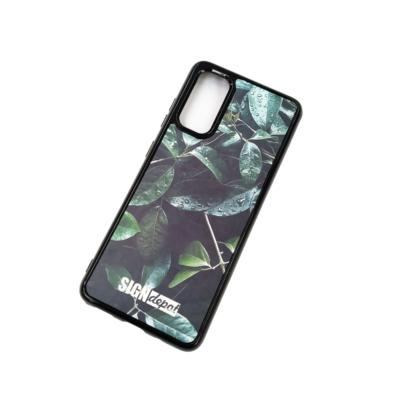 Szublimációs szilikon flexi Samsung S20 telefontok