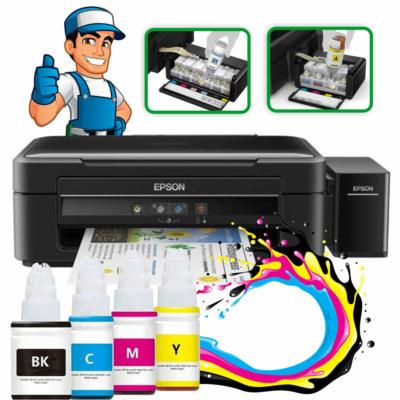 Epson nyomtató átmosás