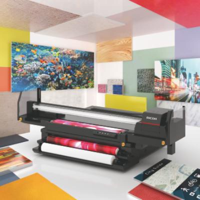 Ricoh Pro TF6251 HIBRID UV Nyomtató