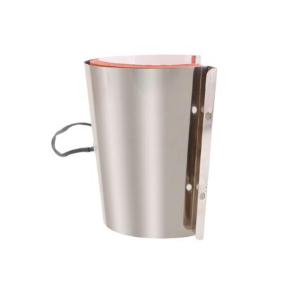 Galaxy fűtőpalást GS205B bögrehőpréshez -V fém pohár