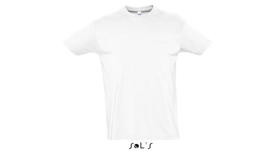dc5c757450 Sol's Imperial 11500 100% pamut póló fehér szín