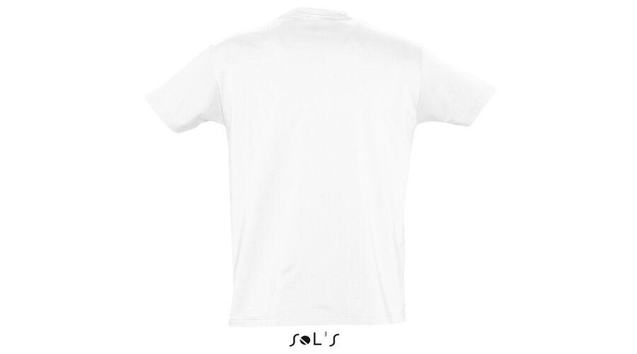 2803e55c50 Sol's Imperial 11500 100% pamut póló fehér szín