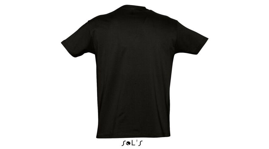 d928b629f4 Sol's Imperial 11500 100% pamut póló fekete szín