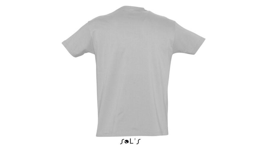 fe454c2e92 Sol's Imperial 11500 100% pamut póló greymelange szín