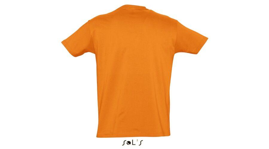 898e325f0f Sol's Imperial 11500 100% pamut póló orange szín
